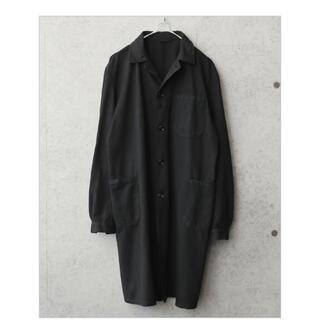 Maison Martin Margiela - チェコ軍 ワークコート 黒染め ミリタリー