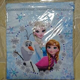 ディズニー(Disney)のアナと雪の女王 巾着 体操着入れ(体操着入れ)