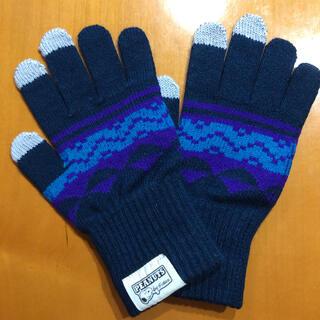 スヌーピー(SNOOPY)のスヌーピー スマホ対応手袋 タッチスクリーングローブ(手袋)