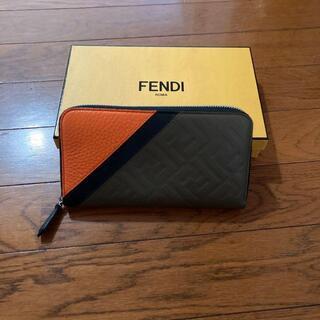 フェンディ(FENDI)のフェンディ  FENDI  長財布(財布)