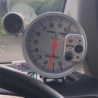 オートメーター(Auto Meter)のオートメーター タコメーター スポーツコンプ(汎用パーツ)