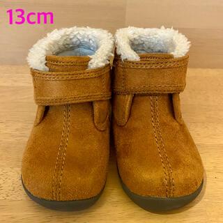 ムジルシリョウヒン(MUJI (無印良品))のキッズ ブーツ 無印良品 13cm (ブーツ)