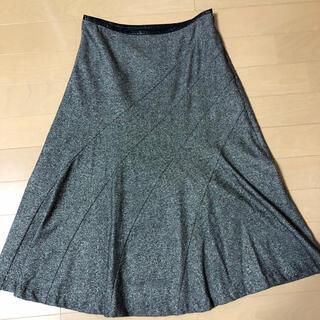 ミッシェルクラン(MICHEL KLEIN)のミッシェルクラン Aラインスカート(ひざ丈スカート)
