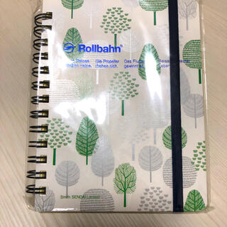 スミス(SMITH)の【仙台限定】Rollbahn ポケット付メモM(ノート/メモ帳/ふせん)