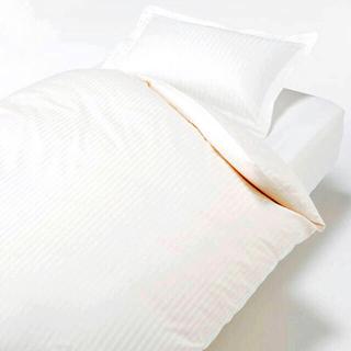 ムジルシリョウヒン(MUJI (無印良品))のMUJI 新品 新作 枕カバー2SET(シーツ/カバー)