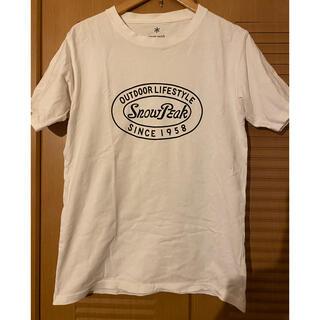 スノーピーク(Snow Peak)のSnowPeak  スノーピーク Tシャツ(Tシャツ/カットソー(半袖/袖なし))