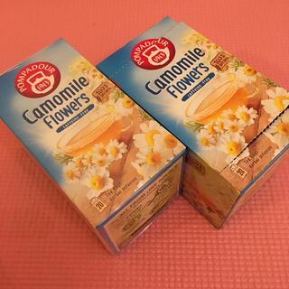ポンパドール(POMPADOUR)のKuraraさま ❁⃘ カモミールティー 2箱 chamomile(茶)