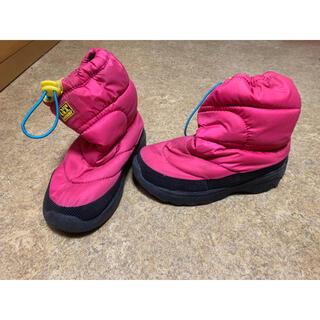ジーティーホーキンス(G.T. HAWKINS)のGT HAWKINS ピンク スノーブーツ 21cm ホーキンス(ブーツ)
