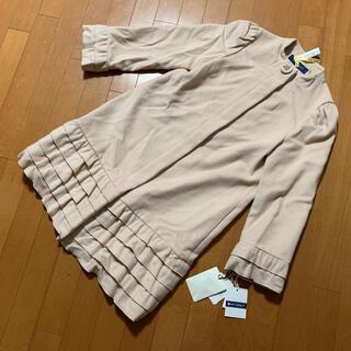 エムズグレイシー(M'S GRACY)の美品☆ エムズグレイシー の袖&裾フリルウールコート(その他)