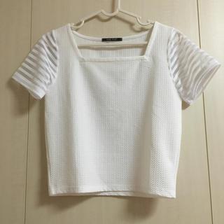 ワンウェイ(one*way)のone way トップス(Tシャツ/カットソー(半袖/袖なし))