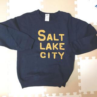 ギルタン(GILDAN)のGILDAN SALT LAKE CITYロゴスウェット(トレーナー/スウェット)