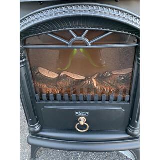 ニトリ(ニトリ)のユーパ(ニトリ)暖炉風ヒーター(電気ヒーター)