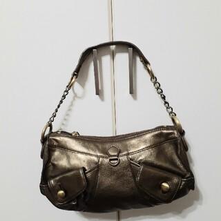 トプカピ(TOPKAPI)のトプカピ TOPKAPI バッグです。ヴィンテージ加工っぽい金具が素敵です。(ハンドバッグ)