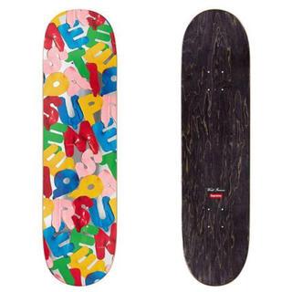 シュプリーム(Supreme)のSupreme Balloons Skateboard 8.125(スケートボード)