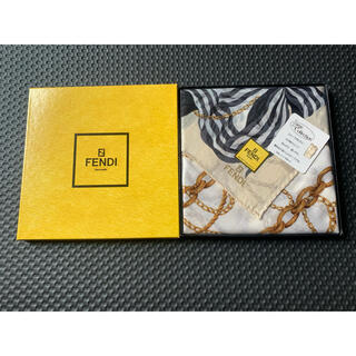 フェンディ(FENDI)のFENDI フェンディ ハンカチーフ/スカーフ(バンダナ/スカーフ)