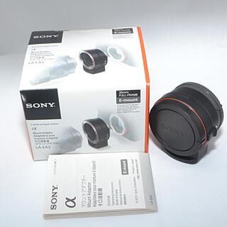 SONY - 【美品】SONY LA-EA3 マウントアダプター