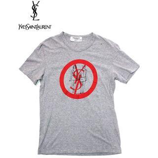イヴサンローランボーテ(Yves Saint Laurent Beaute)の  正規品ビンテージYves Saint LaurenTシャツ/S(Tシャツ/カットソー(半袖/袖なし))