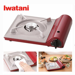 イワタニ(Iwatani)のカセットコンロ(調理道具/製菓道具)