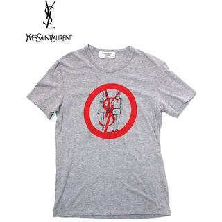 イヴサンローランボーテ(Yves Saint Laurent Beaute)のビンテージTシャツ/S/Yves Saint Lauren 正規品(Tシャツ/カットソー(半袖/袖なし))