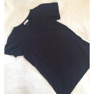 ジルサンダー(Jil Sander)のジルサンダー  紺Tシャツ(Tシャツ(半袖/袖なし))