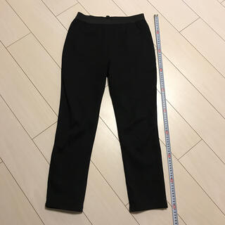 パンツ ブラック Lサイズ(カジュアルパンツ)