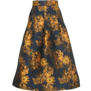 ランダ(RANDA)のまいさん専用 RANDA ボリュームタックスカート(ロングスカート)