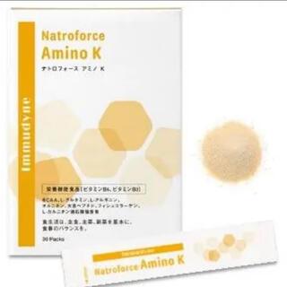 シュウウエムラ(shu uemura)の☆イムダイン ナトロフォース アミノK 栄養機能食品☆(その他)