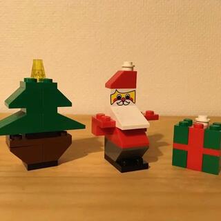 レゴ(Lego)のジャスミン様の専用です✳︎【新品未開封】レゴサンタ&ツリーセット(その他)