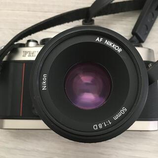 Nikon - 【Nikon】フィルムカメラFM10 +単焦点レンズ50mmセット