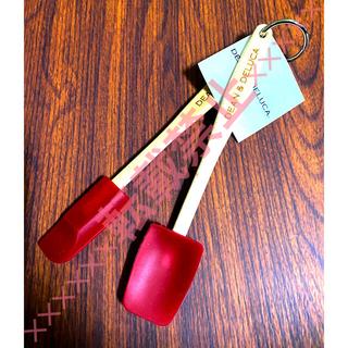 ディーンアンドデルーカ(DEAN & DELUCA)の2本セット‼️DEAN & DELUCA スパチュラ RED(調理道具/製菓道具)
