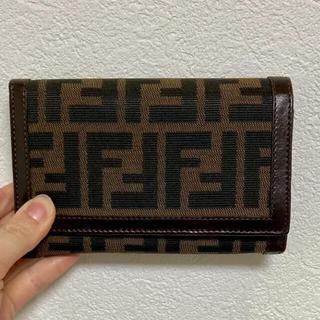 フェンディ(FENDI)の最終値下げ!【極美品】FENDI 折り財布  (財布)