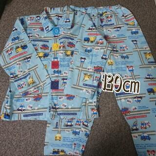 西松屋 - 乗り物 パジャマ 上下 120㎝