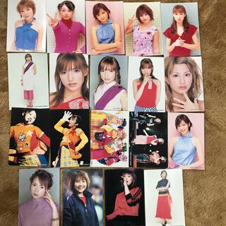 モーニングムスメ(モーニング娘。)のモーニング娘。 生写真 コレクションカード(アイドルグッズ)
