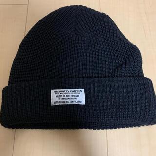 ワコマリア(WACKO MARIA)のWACKOMARIAワコマリア ニット帽(ニット帽/ビーニー)