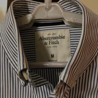 アバクロンビーアンドフィッチ(Abercrombie&Fitch)のアバクロ M  シャツ ストライプ(シャツ/ブラウス(長袖/七分))