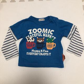 キムラタン(キムラタン)の90 ズーミック ロンT  Tシャツ カットソー キムラタン(Tシャツ/カットソー)