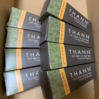 タン(THANN)のTHANN ソープ 石鹸 8個セット(ボディソープ/石鹸)