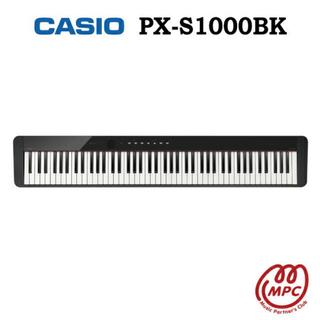 カシオ(CASIO)のCASIO Privia PXS-1000BK  電子ピアノ カシオ 88鍵盤(電子ピアノ)