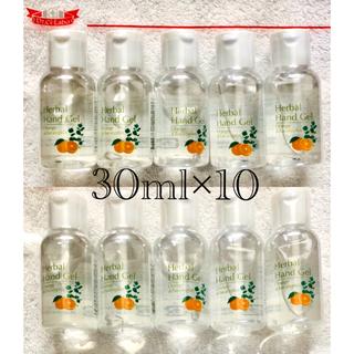 ドクターシーラボ(Dr.Ci Labo)のドクターシーラボ ハーバルハンドゲル(ゲルローション)30ml10点 300ml(ハンドクリーム)