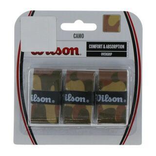 ウィルソン(wilson)のWilson CAMO OVERGRIP BR 3PK(その他)