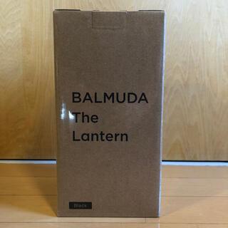 バルミューダ(BALMUDA)のバルミューダ  ザ ・ランタン ブラック 新品未開封品(ライト/ランタン)