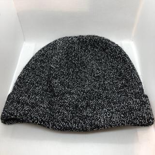 ユニクロ(UNIQLO)のユニクロ U  ニットキャップ 中古品(ニット帽/ビーニー)