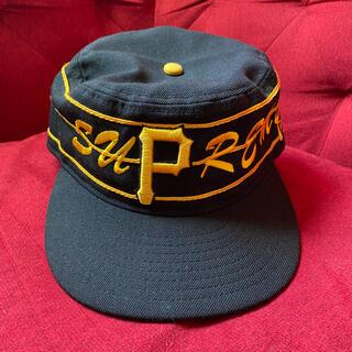 シュプリーム(Supreme)のSupreme Harlem Custom NEWERA ピッツバーグパイレーツ(キャップ)
