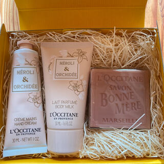 ロクシタン(L'OCCITANE)のロクシタン ハンドクリーム ボディミルク 化粧石けん(その他)