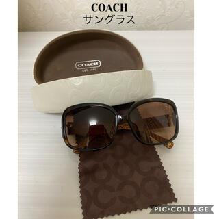 COACH - COACH サングラス スカーレット