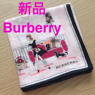 バーバリー(BURBERRY)の新品 Burberry バーバリー ハンカチ  (ハンカチ)