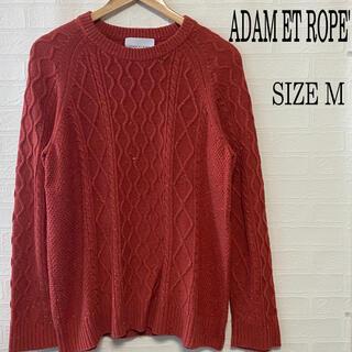 アダムエロぺ(Adam et Rope')のADAM ET ROPE' アダムエロペ ニット セーター M(ニット/セーター)