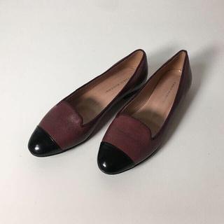 ユナイテッドアローズ(UNITED ARROWS)のファビオルスコーニ フラットシューズ オペラパンプス(ローファー/革靴)