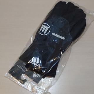 ネイバーフッド(NEIGHBORHOOD)のスプラウデマエ様専用アディダス✕ネイバーフッド GloveサイズL新品!(手袋)