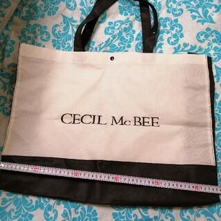 セシルマクビー(CECIL McBEE)のセシルマクビー ショッパー ショップバッグ(ショップ袋)